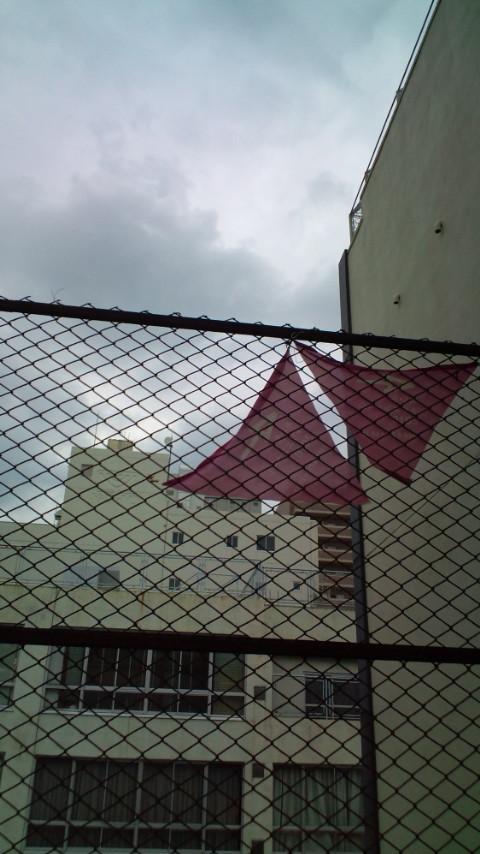 屋上の裏側