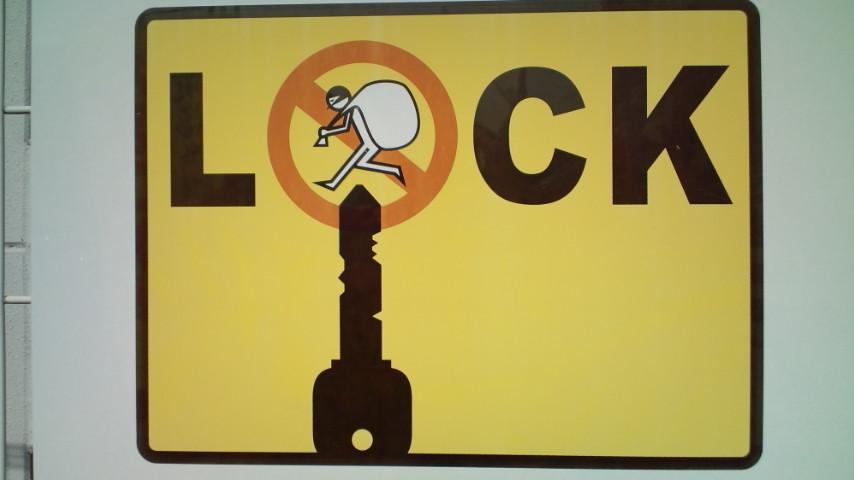 """""""the door that locked"""""""